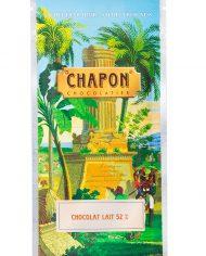 Chapon Chocolat Lait 52%