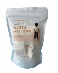 Markham & Fitz Vanilla Marshmallows 6oz (1)