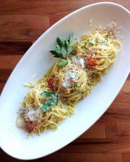 Ritrovo-Selections-Truffle-Tagliolini-dish