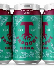 Taproot+Soda+Blackberry+Mint+Soda+Packaging