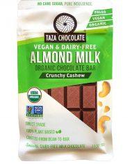 Taza-Organic-Crunchy-Cashew-Almond-Milk-Chocolate-Bar